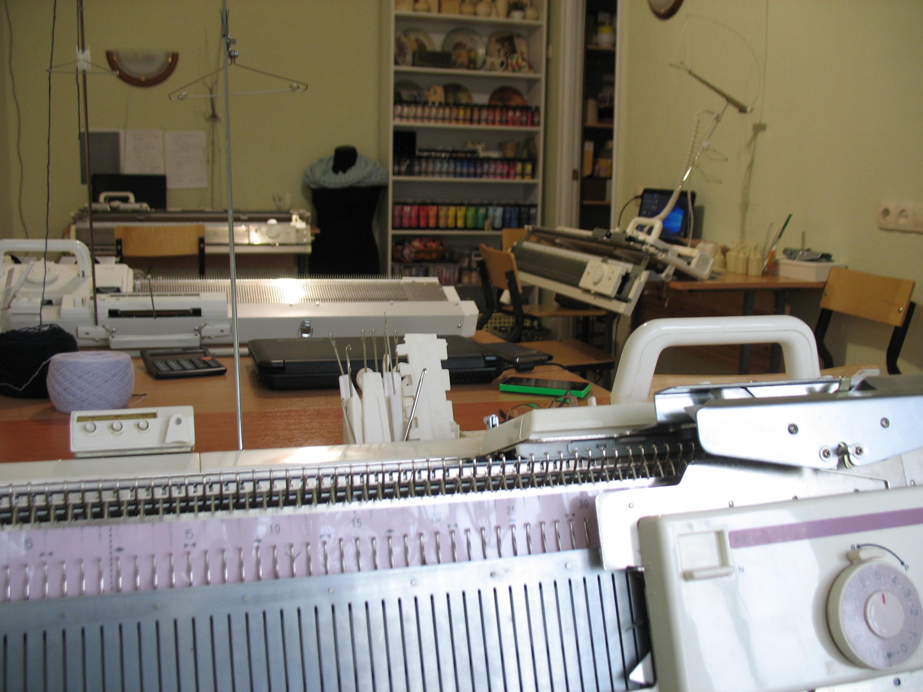 Курсы машинного вязания в спб 62
